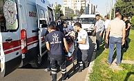Adıyaman'da Kaza 9 yaralı