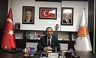 Başkan Dağtekin'den Suvarlı teşekkürü
