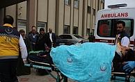Kahta'da Otomobil İle Kamyon Çarpıştı: 7 Yaralı