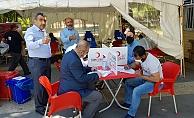 Yeniden Refah Partisi Üyelerinden Kan Bağışı