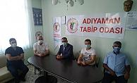 Tabip Odası Başkanlığına Dr. Erdoğan Altunbaş Seçildi