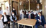 Vali Çuhadar'dan Çelikhan'a Ziyaret