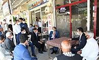 Vali Mahmut Çuhadar, İlçe Gezilerine Başladı