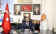 Başkan Alkayış'tan Cumhuriyet Bayramı Kutlama Mesajı