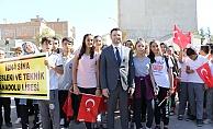 Toprak'tan 29 Ekim Cumhuriyet Bayramı Mesajı