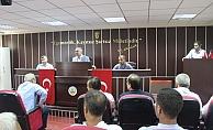 Kahta Belediye Meclisinden Ortak Bildiri