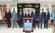 Emniyet Genel Müdürü Aktaş Şanlıurfa'da