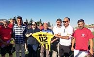 15 Temmuz Futbol Turnuvası Dostça Bitti