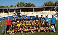 MASDER Futbol Takımı Hazırlık Maçını 4-1 Kazandı