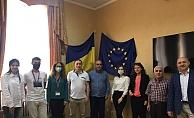 Ne Eğitim Ne de İstihdamda olan Gençlere Destek için Ukrayna'da Çalışma Ziyareti