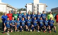 Masterler Futbol Turnuvası başladı!