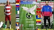 MASDER 5. Dünya Barış Kupasında Mücadele Edecek
