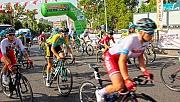 Uluslararası Bisiklet Yarışı'nda Kadın Sporcular Start Aldı